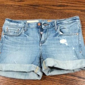 Anthropologie Jean Shorts- NEW without tags